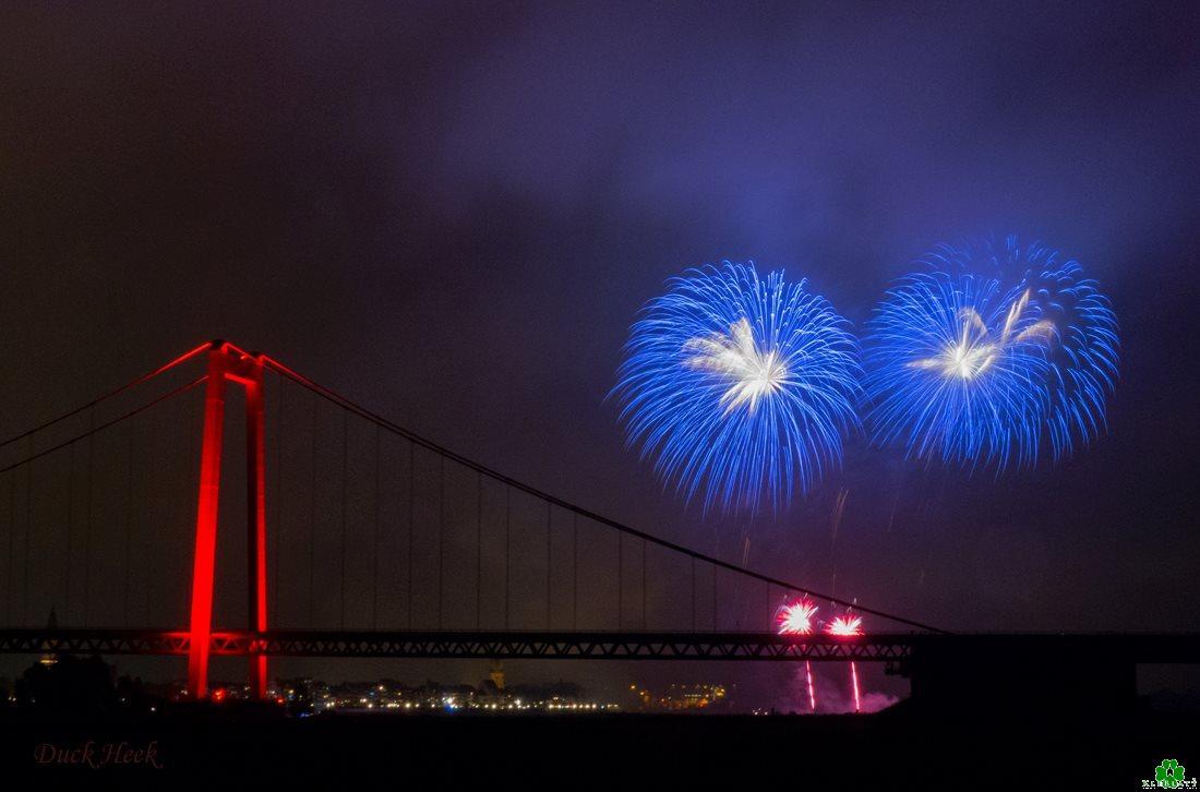 Erinnerung an die Brücken-Feier