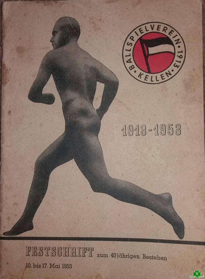 Wußtest Du das? 105 Jahre Fußball in Kellen