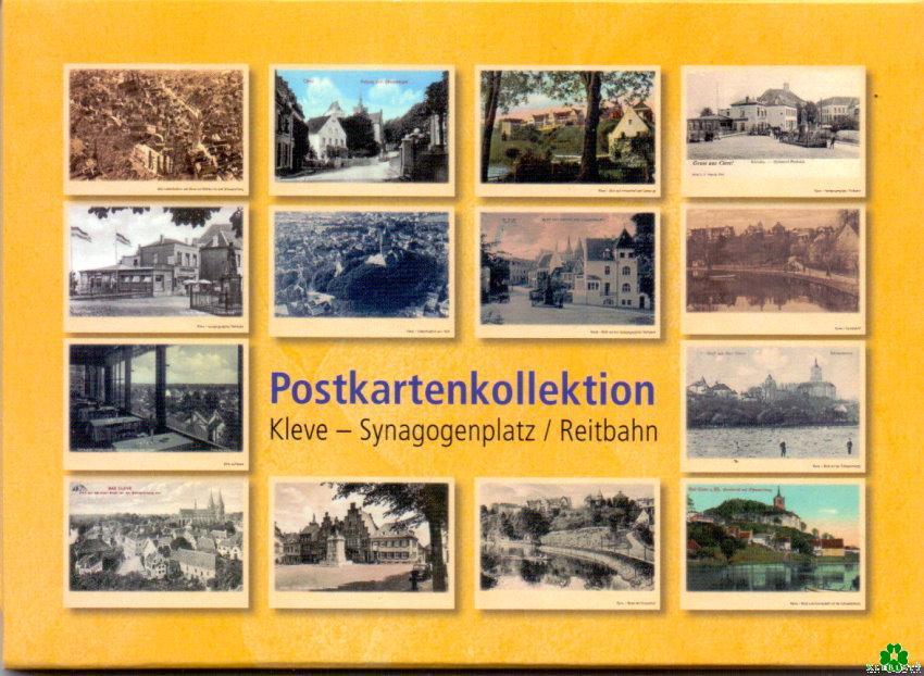 Möchtest Du gerne 14 tolle Ansichtskarten von Kleve haben?
