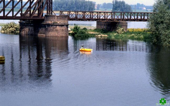 Dabei gewesen? Hochwasser in Griethausen vor über 30 Jahren