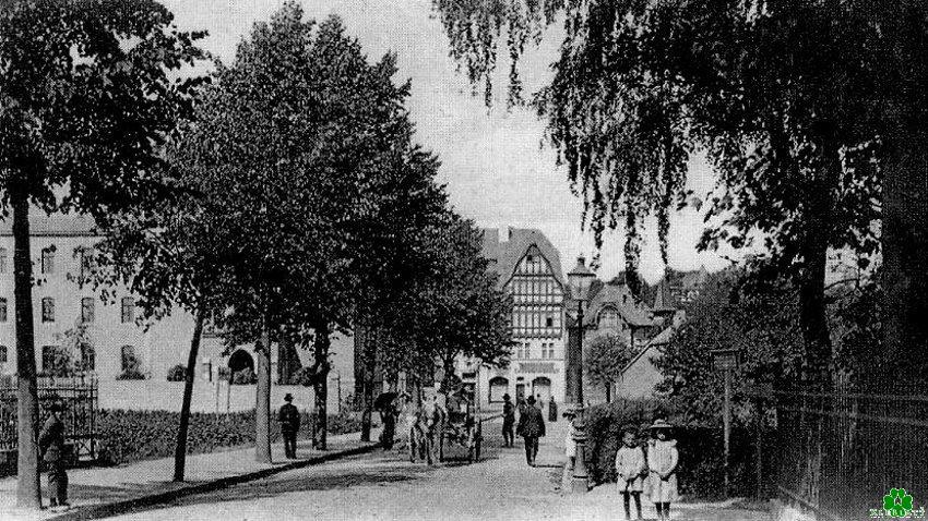 Die Ringstraße vor 110 Jahren