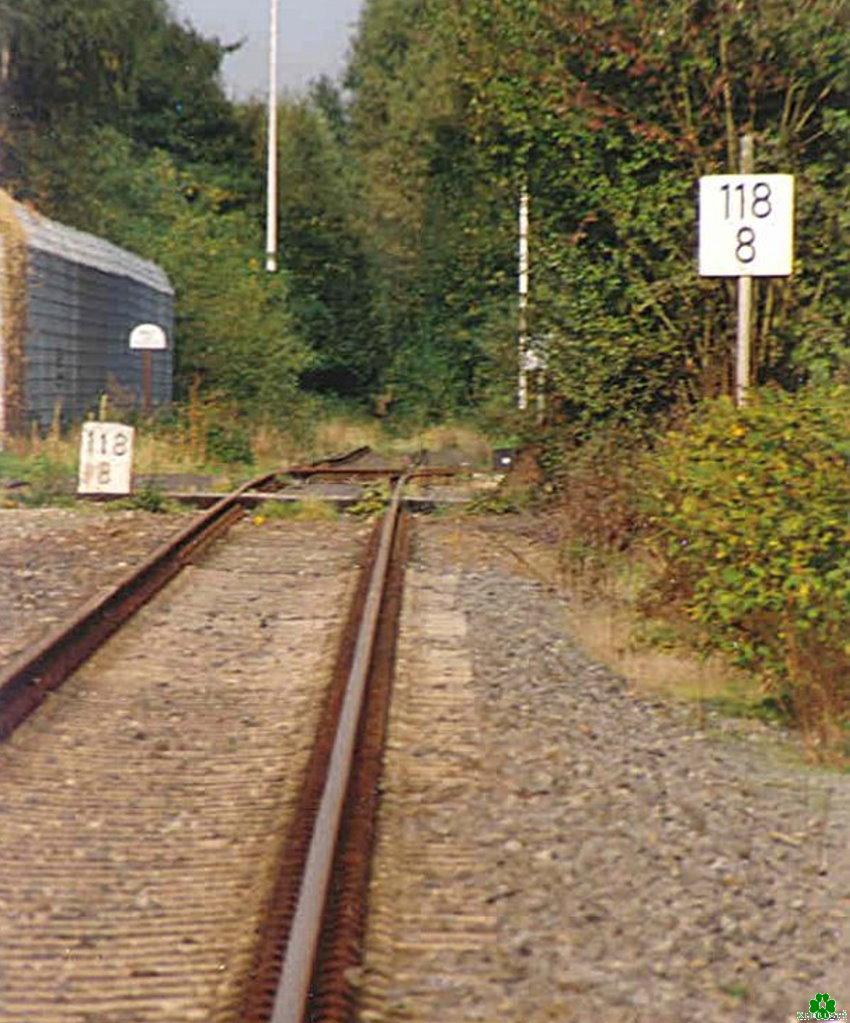 Es fährt ein Zug nach Nirgendwo?