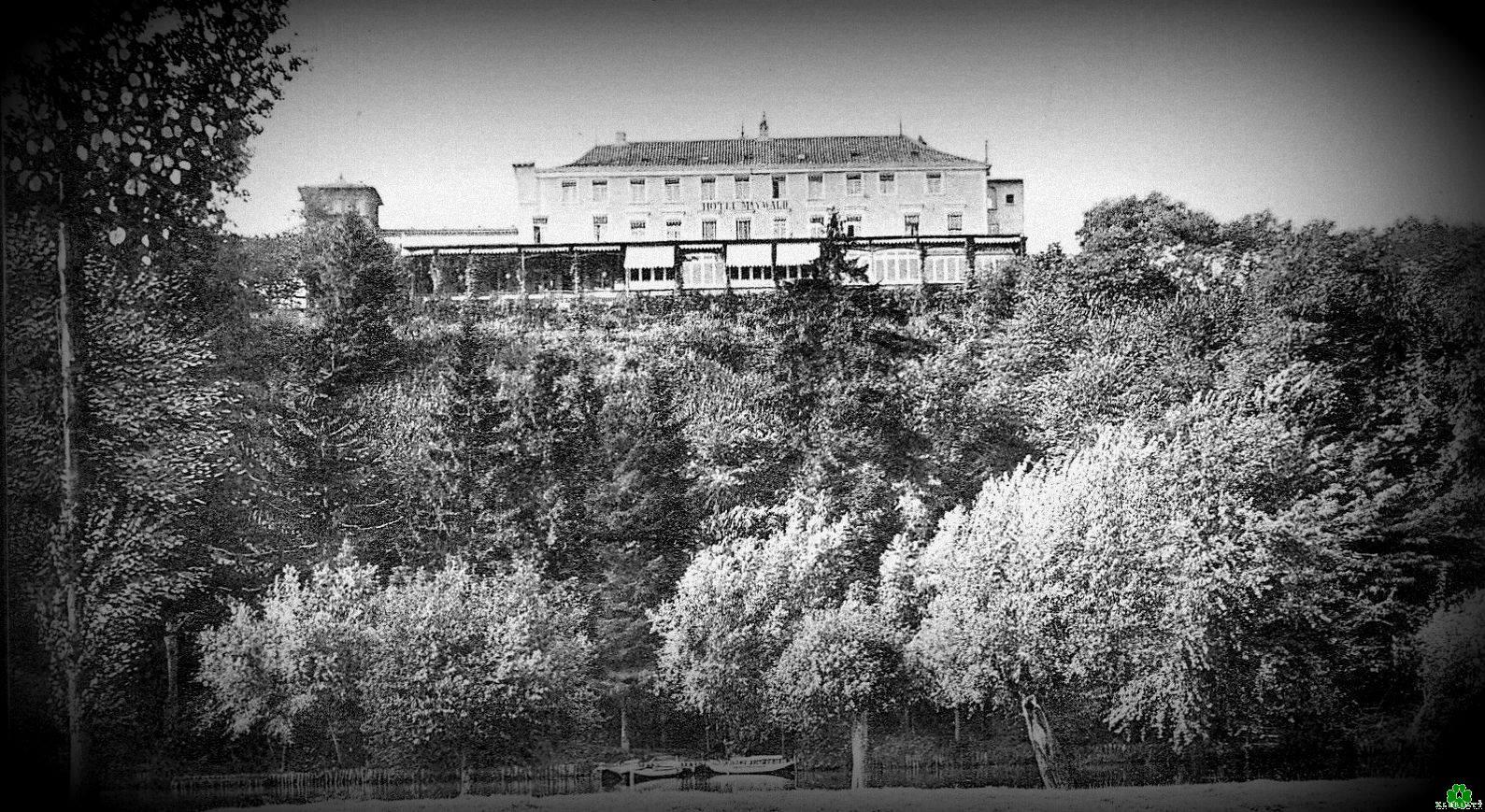 Hotel Maywald im Frühlingsrausch