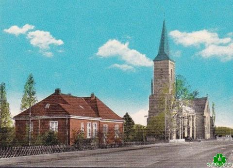 Ein bekanntes Bild von Kranenburg nach Kleve