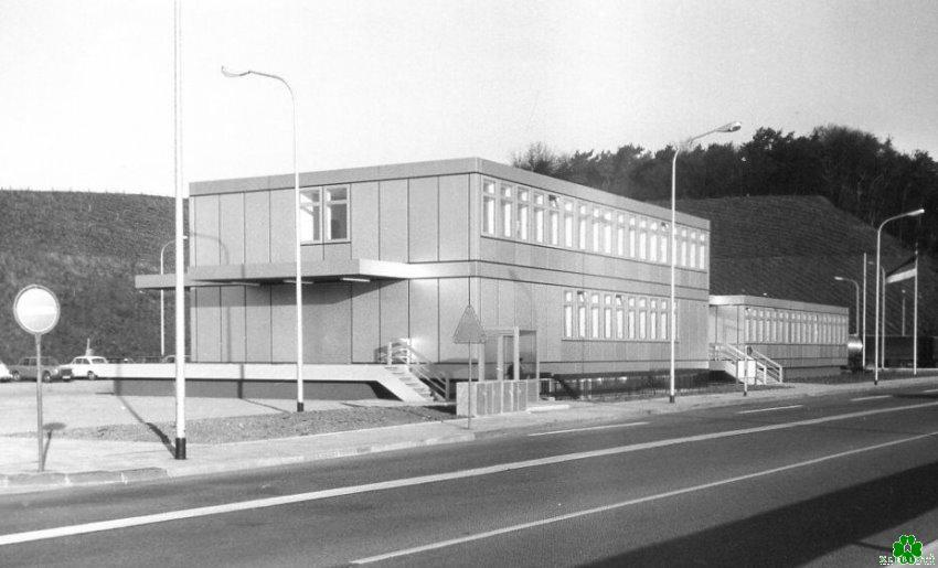 Kennst Du noch das alte Zollgebäude in Wyler?