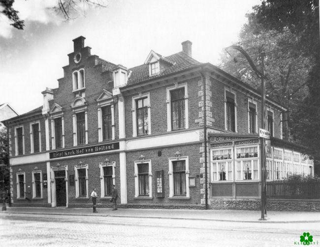 Ben je ooit in Hotel Kock - Hof von Holland geweest?