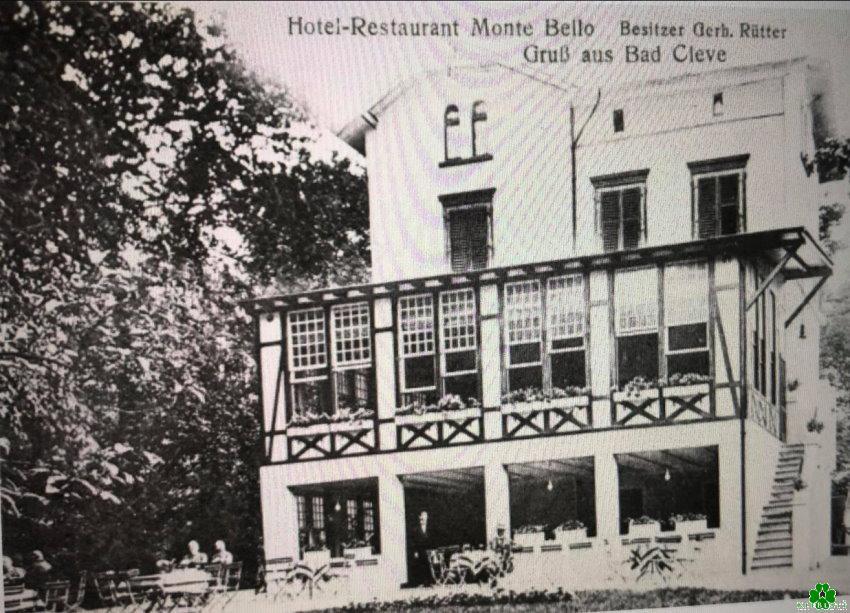 Ooit gehoord van het Hotel-Restaurant Monte Bello?