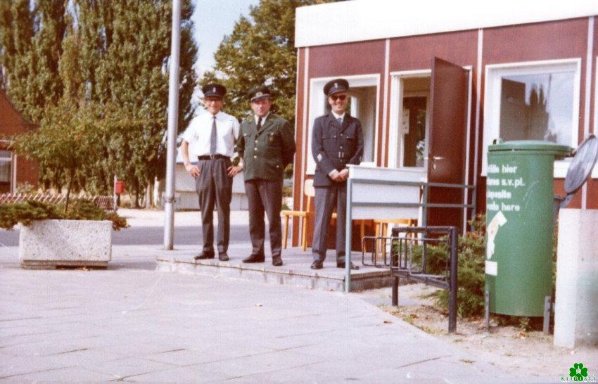 Es gab auch freundliche Zollbeamten in den Fünfzigern