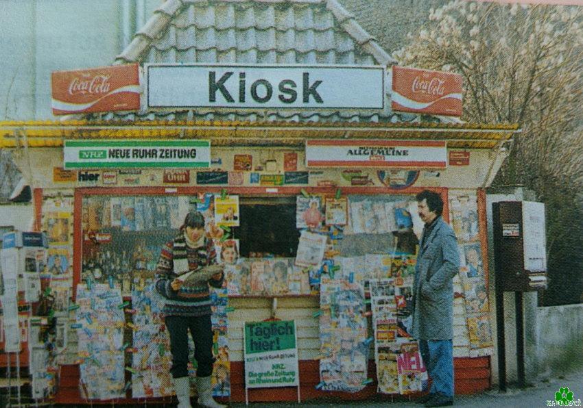 Heb je hier ook strips en snoep gekocht?