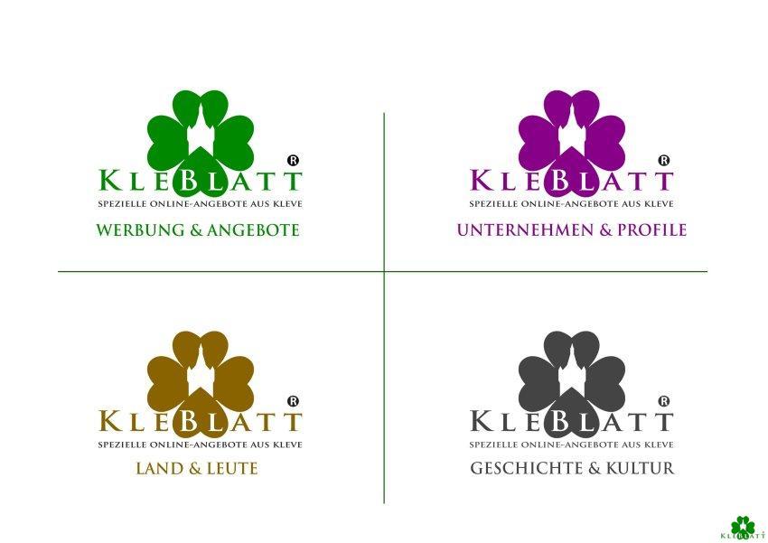 KLE-Blatt - een multimediamerk voor Kleve