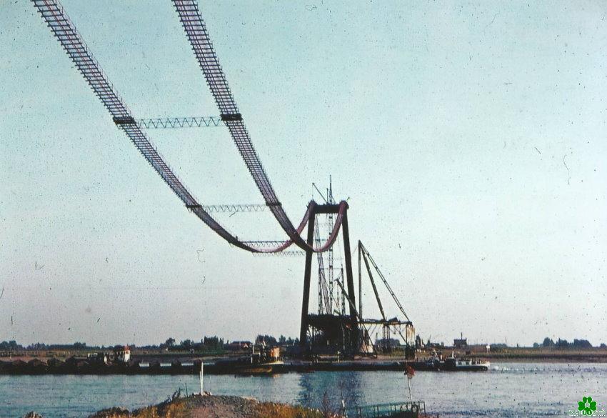 Het hangt ervan wat af bij de Rijnbrug