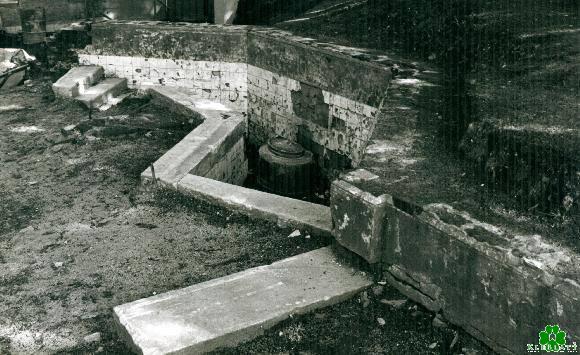 Legendarische muren van Klever-geschiedenis