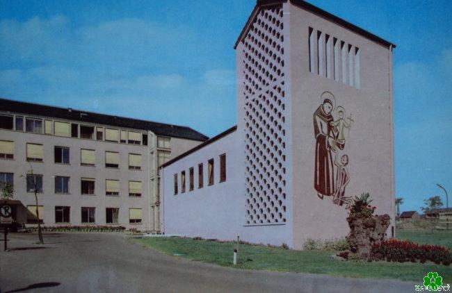 Wer kennt das St-Antonius-Hospital denn noch so?