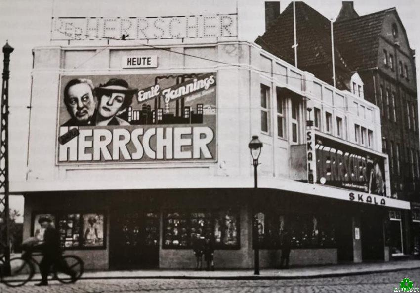 Wist u de 1e locatie van de Skala Bioscoop in Kleve?