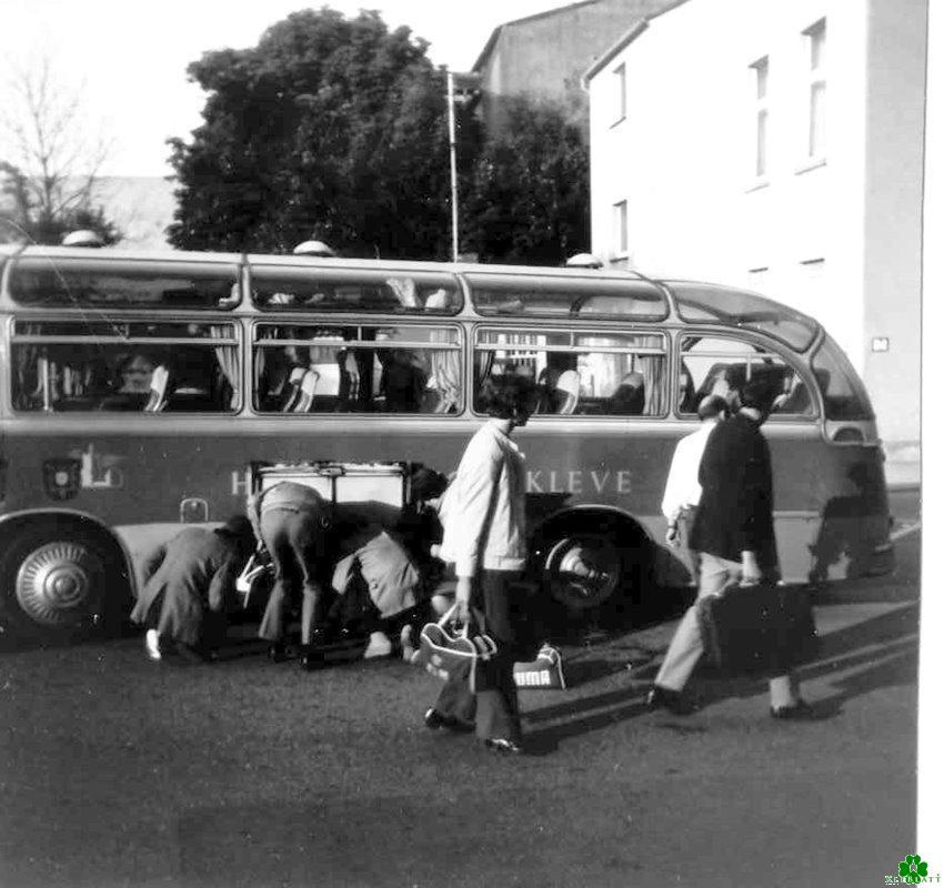 Warst Du auch auf Klassenfahrt mit dem Panoramabus?